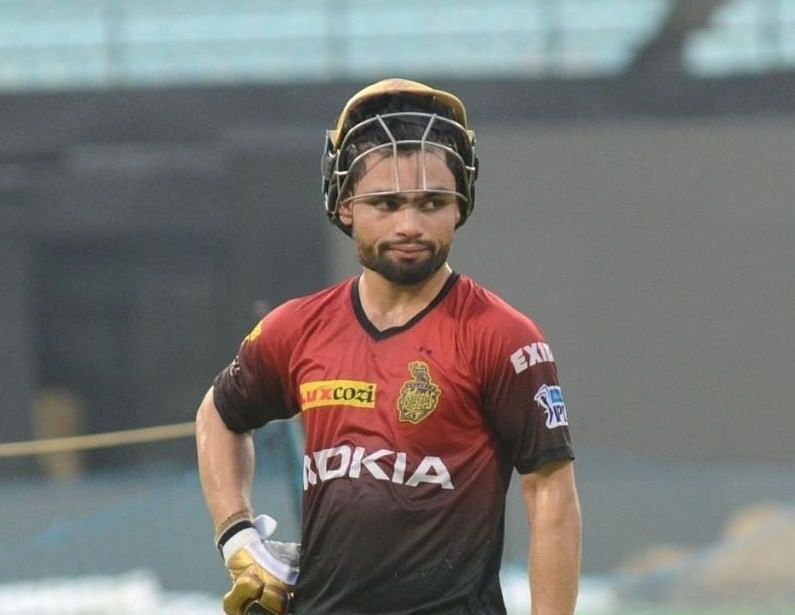 KKR has retained Rinku Singh this year
