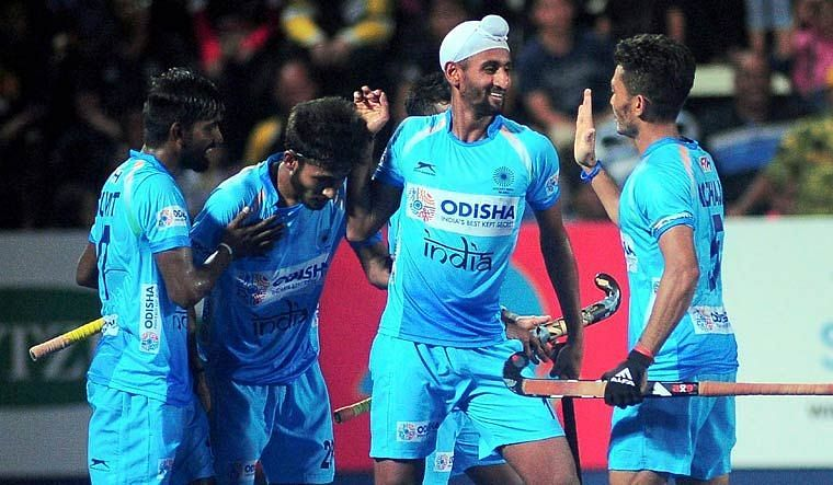 Mandeep Singh is the now the joint-leading scorer at Ipoh