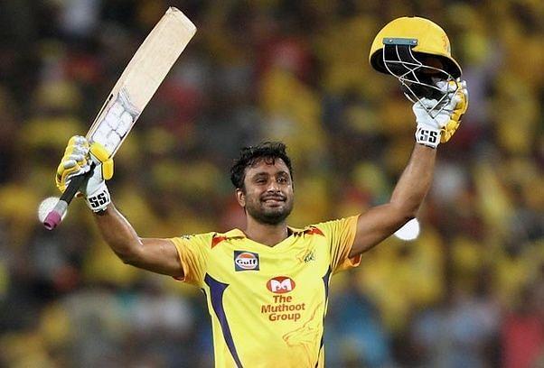 Rayadu - The highest run-scorer for CSK last year