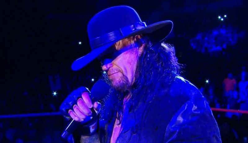 The Undertaker could have found a future path for himself following retirement