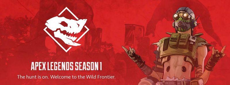 Apex Legends Season 1 Wild Frontier