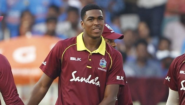 Obed McCoy will play for the Grenadine Divers in the Vincy Premier T10 League