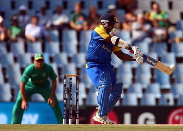 Jayasuriya was one of the most explosive batsmen in the 90