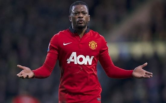 Patrice Evra has responded to Rothen