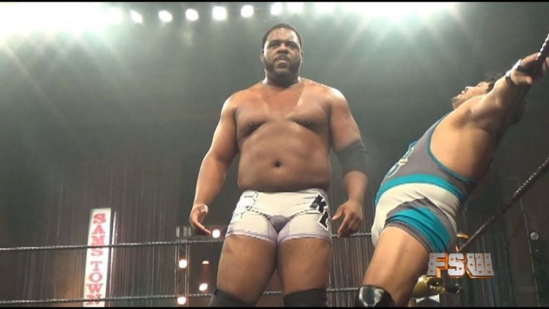 keith lee should get a chance in wrestlemania 35