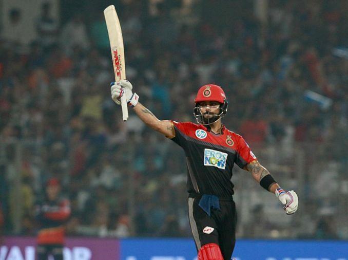 विराट कोहली की कप्तानी में RCB की टीम खिताबी जीत दर्ज नहीं कर पाई