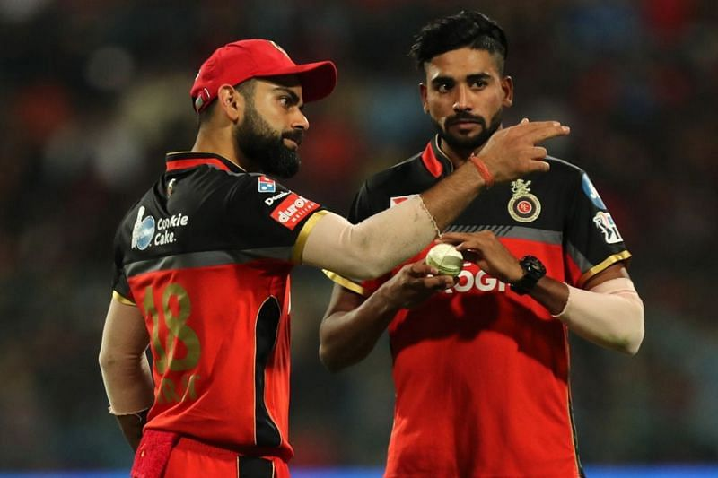 Royal Challengers Bangalore are yet to open their account in IPL 2019, Image Courtesy: IPLT20/BCCI