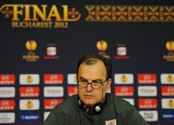 UEFA Europa League Final - Athletic Bilbao Press Conference