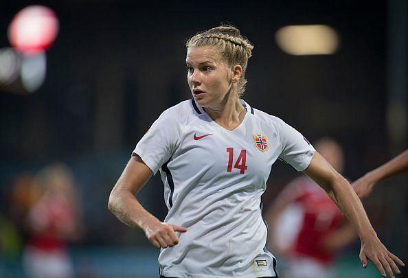 Norway v Denmark - UEFA Women