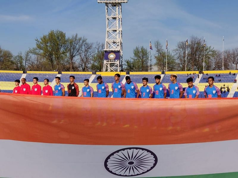 India bow out of qualifiers
