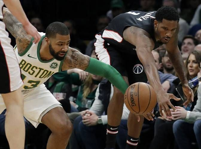 The Celtics are top 10 in both offensive and defensive rating.
