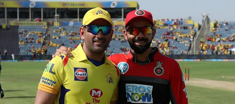 The Royal Challengers Bangalore take on the Chennai Super Kings in Match 25 of IPL 2020.