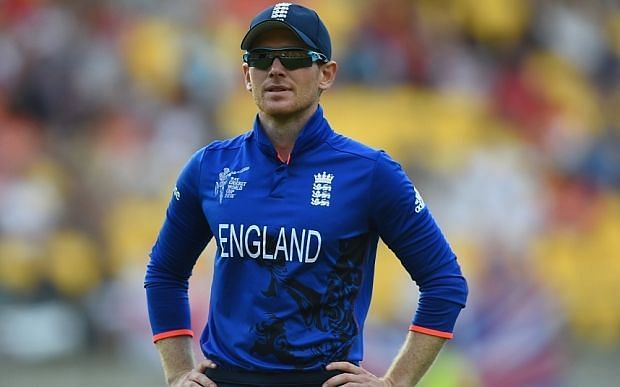 England failed to reach the quarter-finals of ICC World Cup 2015 under Eoin Morgan