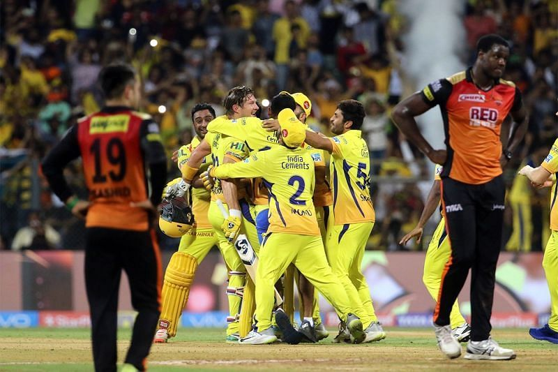चेन्नई सुपर किंग्स 2018
