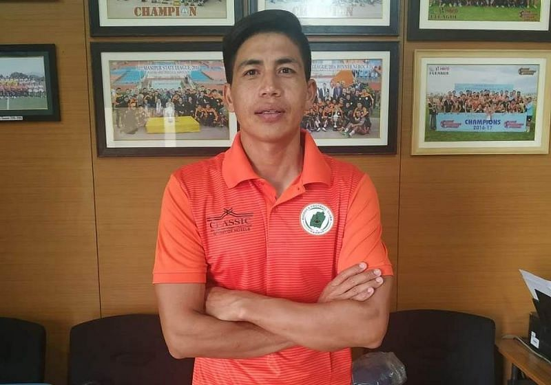 Renedy Singh is the new head coach of NEROCA FC