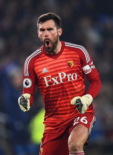 Ben Foster player picture