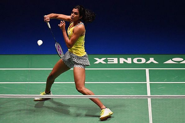 PV Sindhu Loses Out in the 1st Round
