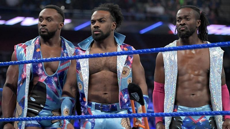 WWE could have had The New Day had many other routes to take in this situation.