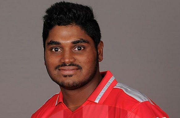 Nikhil Naik represented Kings XI Punjab in IPL 2016