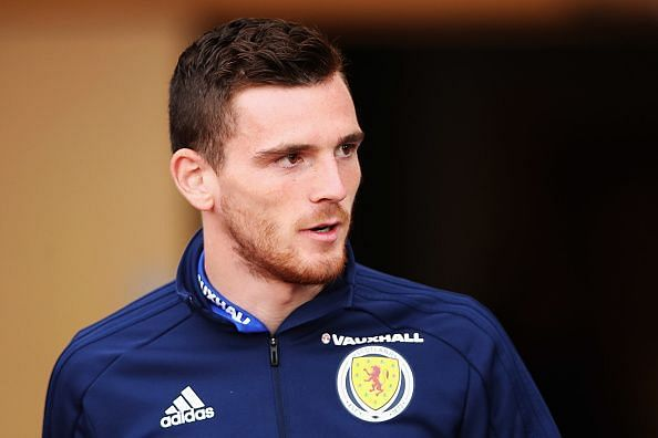 Andrew Robertson Profile Picture