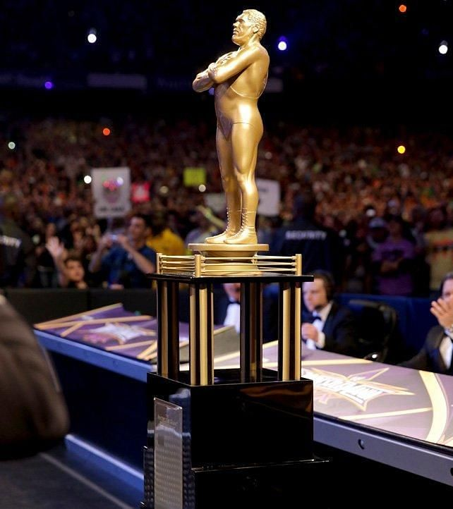 andre the giant battle royal trophy