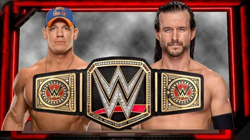 john cena and adam cole