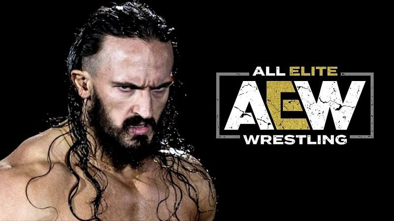 Pac aka Neville is now signed to All Elite Wrestling