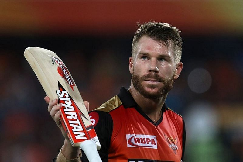 Warner has been exceptional for SRH this season and has scored 7 fifties this season