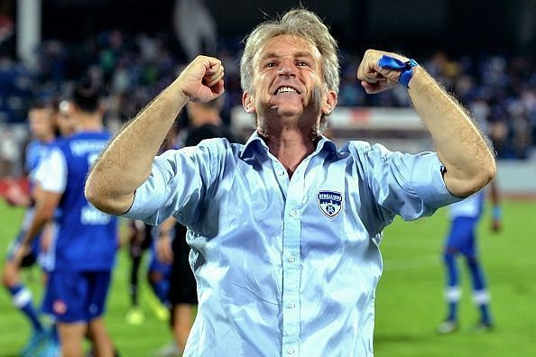 Albert Roca is the favourite to be the new head coach of the Indian National Team