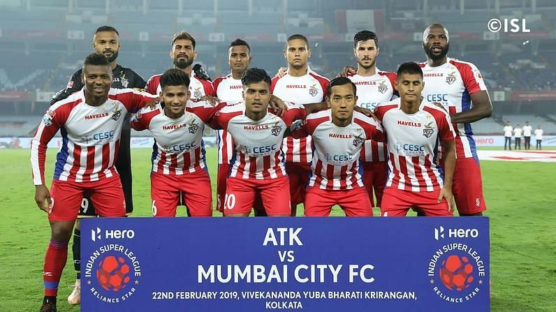ATK beat Real Kashmir 3-1 in the Round of 16