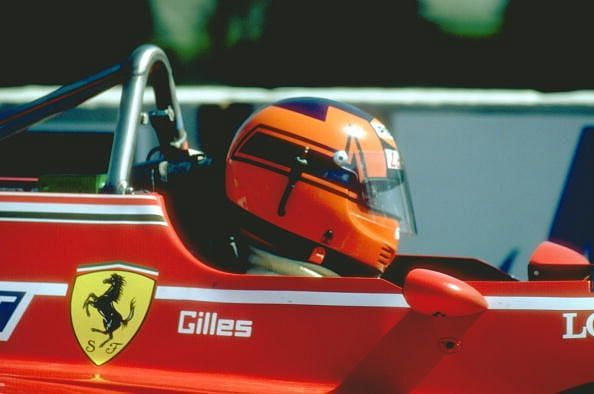 Gilles Villeneuve is a motorsport icon