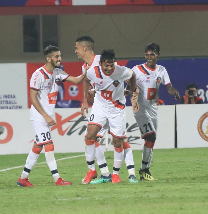 FC Goa made their easy victory against Jamshedpur FC a hard-fought one