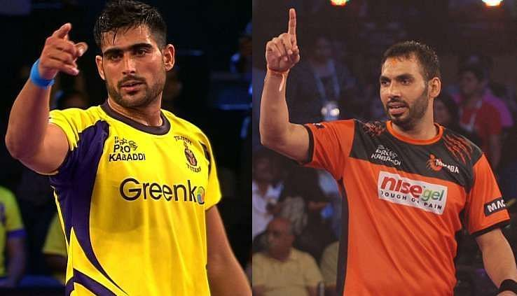 Anup Kumar and Rahul Chaudhari are two of the most followed Kabaddi players on Facebook