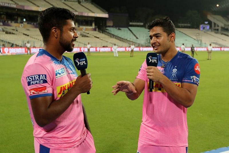 The two young guns who took the game away from KKR (Image Courtesy: IPLT20/BCCI)