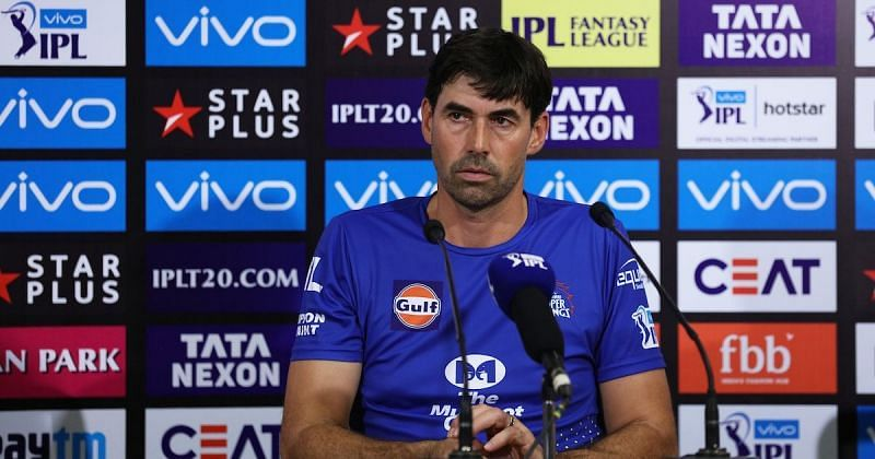 Former New Zealand Captain Stephen Fleming
