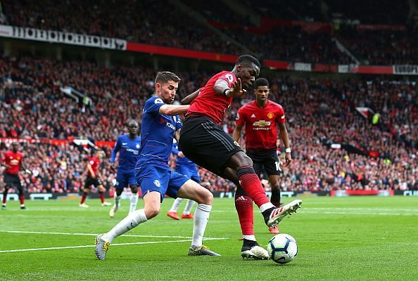 Manchester United failed to capitalize on their first-half dominance