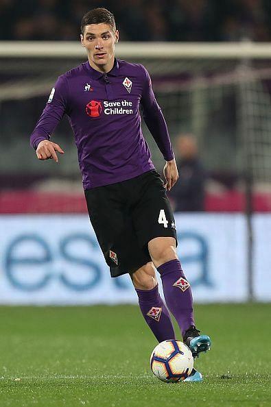 Nikola Milenković - AFC Fiorentina|Player Profile