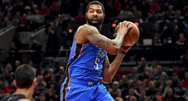 Morris has played 20 times since joining the Thunder back in February (Picture Credit - MSN)
