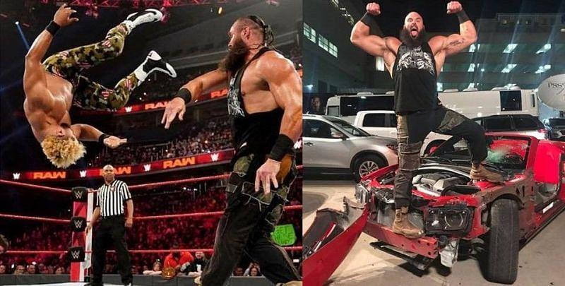 Braun Strowman seems primed to wreak havoc at WrestleMania 35