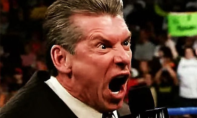 Is Vince McMahon okay?