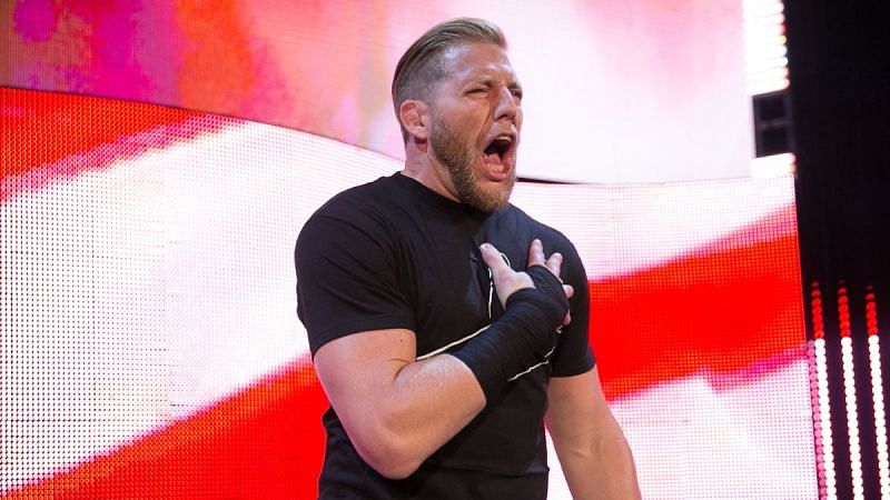 jack swagger might be thinking to wrestle at AEW
