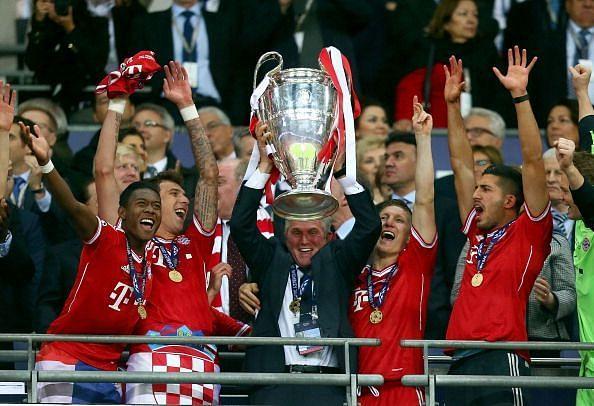 Borussia Dortmund v FC Bayern Muenchen - UEFA Champions League Final Bayern Munich 2012-13 UEFA Champions League Champions