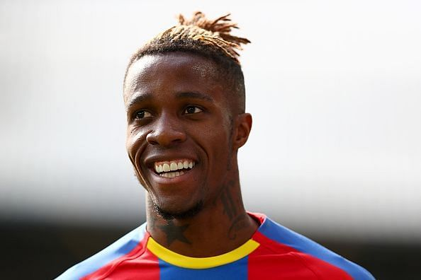 Wilfried Zaha Profile Picture