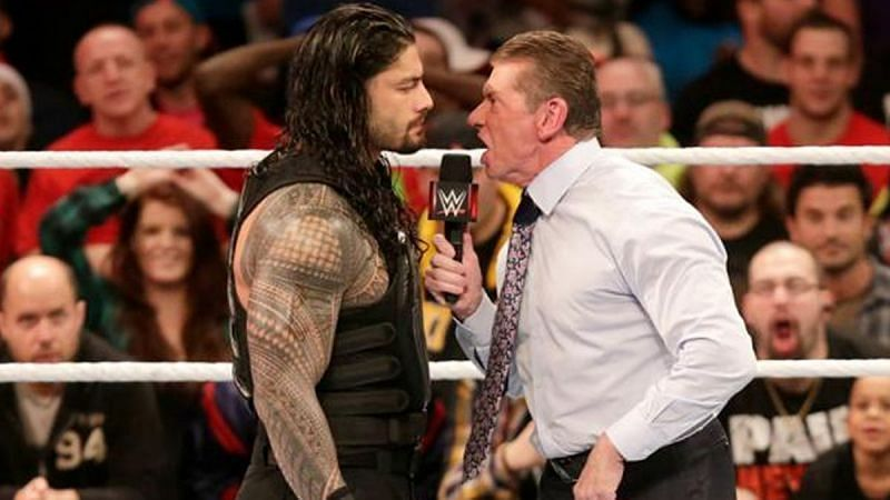 Are we ready to see Roman reign again?