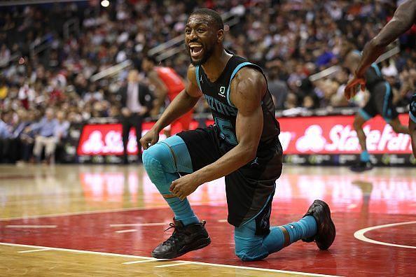Charlotte Hornets Star, Kemba Walker