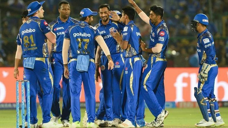 The Mumbai Indians need 2 wins in 4 matches to make it to the playoffs