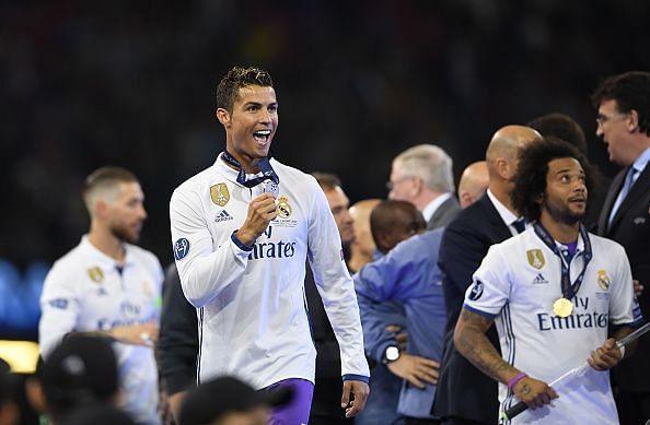 Juventus v Real Madrid - UEFA Champions League Final Real Madrid 2016-17 UEFA Champions League Champions