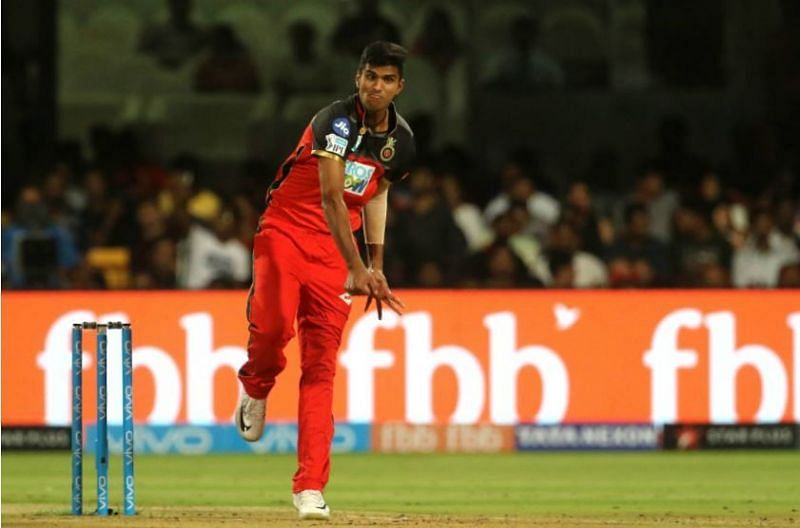 Washington Sundar will look to continue making an impression against RR.