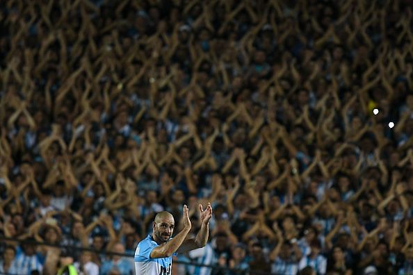 Racing Club v Belgrano - Superliga 2018/19