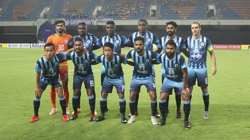 Minerva Punjab are not in the best of forms